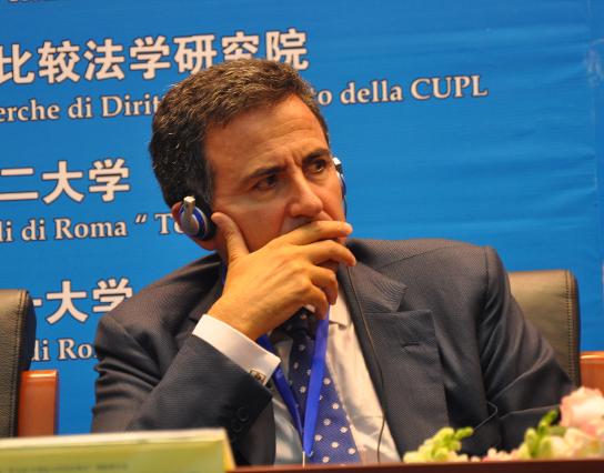 Prof. Enrico del Prato