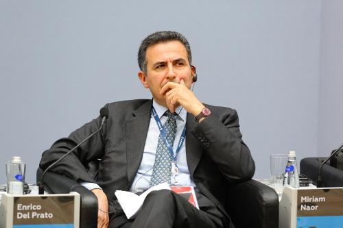 Prof. Enrico Elio del Prato