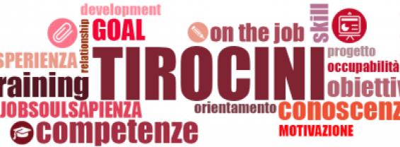 BANDO DI SELEZIONE TIROCINI FORMATIVI EX ART. 73 D.L. 69/2013 (convertito in Legge n. 98/2013